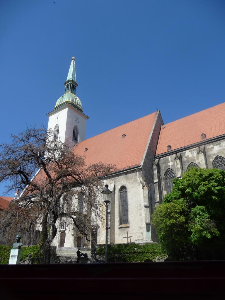St Martin's Cathedral Bratislava