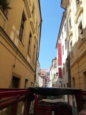 Street Tour Old Town Bratislava