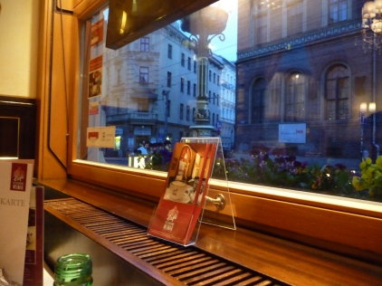 A warm welcome at Cafe Weimar