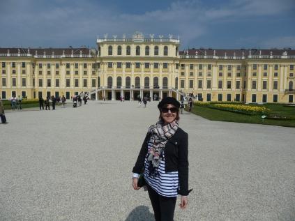 Schoenbrunn Palace Vienna