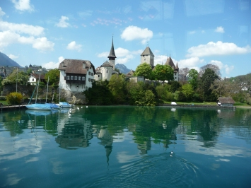 Lake Thun Switzerland