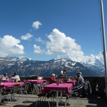 Bergrestaurant Harder Kulm Bernses Oberland