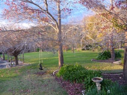 Winter gardens at Yarrabah
