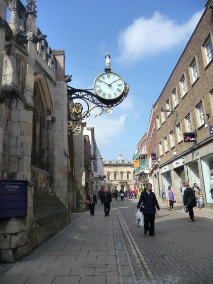 Street scene York