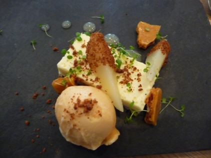 The Devonshire Arms Bolton Abbey Yorkshire - fabulous food especially the desserts yum!