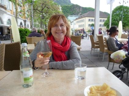 Aperitif hour Bolzano