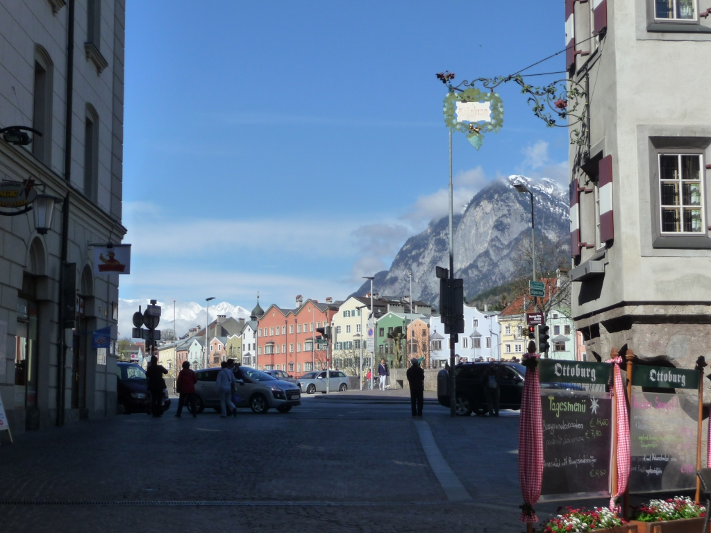 "Back in the ""north"" Tyrol Innsbruck"