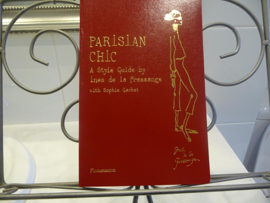 Parisian Chic by Ines de la Fressange
