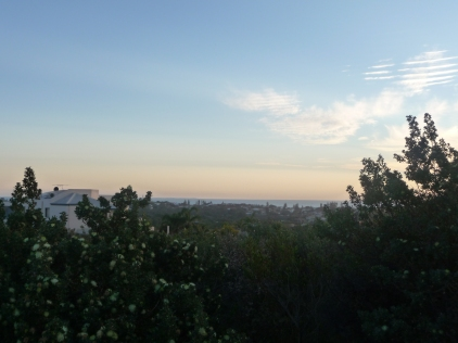 View from Trigonometric Park