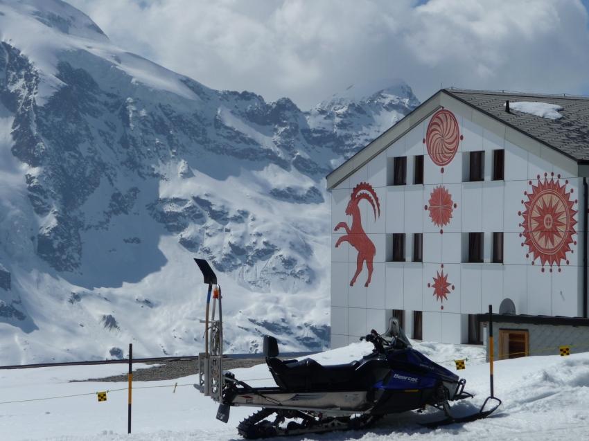Berghaus Diavolezza Switzerland