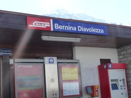 Bernina Diavolezza