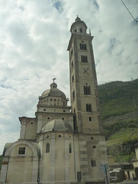 Church in Tirano