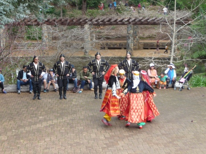 Turkish Dancers Araluen Tulip Festival