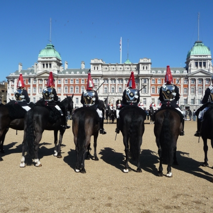 Horseguards Parade London