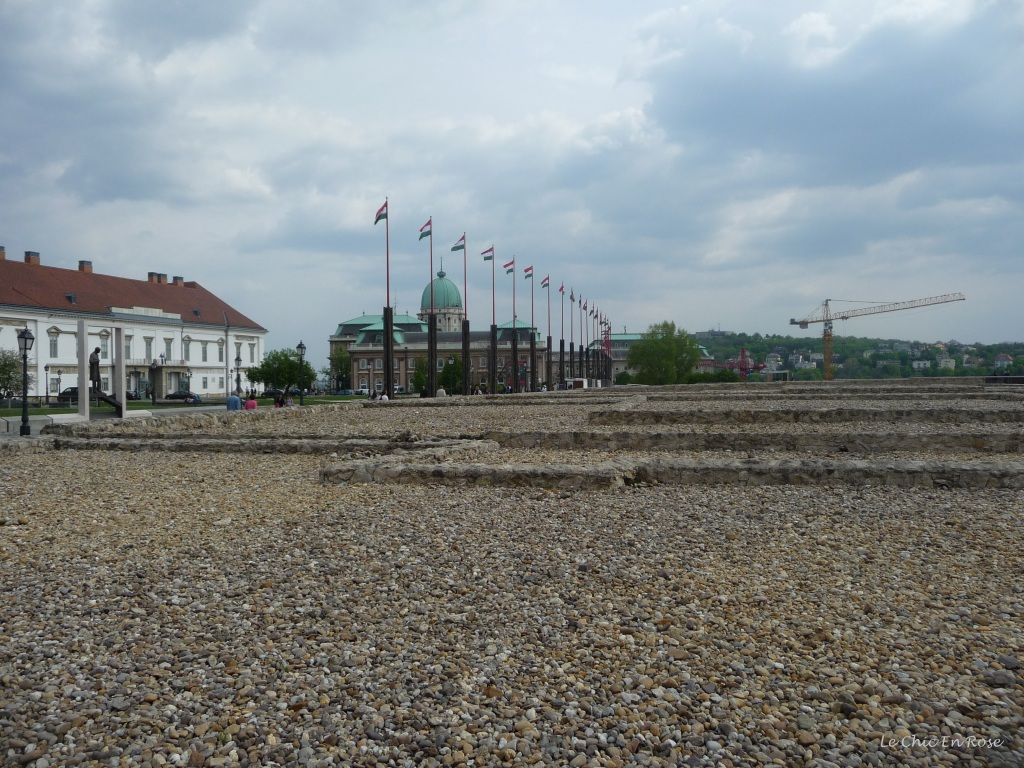 Remains of the Old Castle on Buda Hill