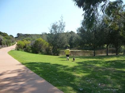 Recreational area Hillarys Beach Park