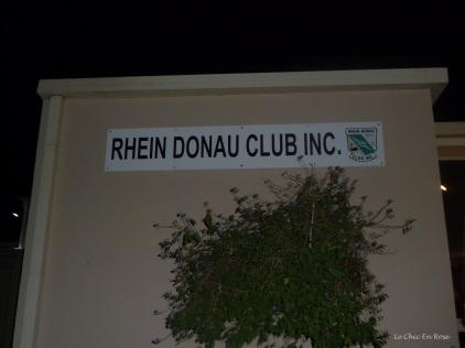 Rhein Donau Club front entrance Myaree WA