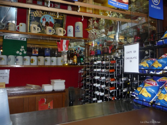 Bar at the Rhein Donau Club