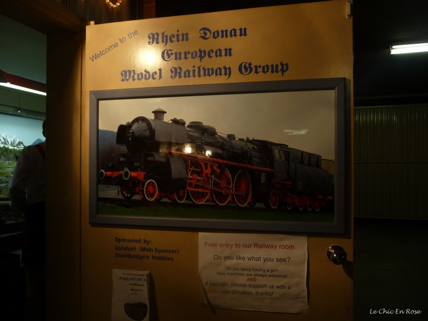 Rhein Donau Model Railway Group Exhibition