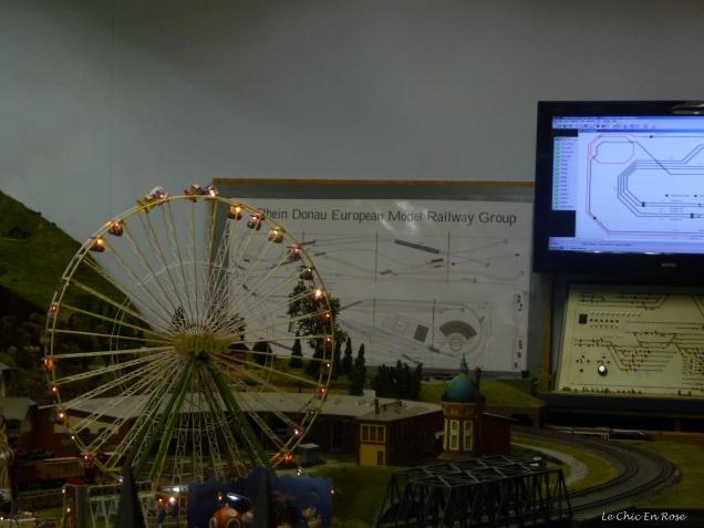The control centre
