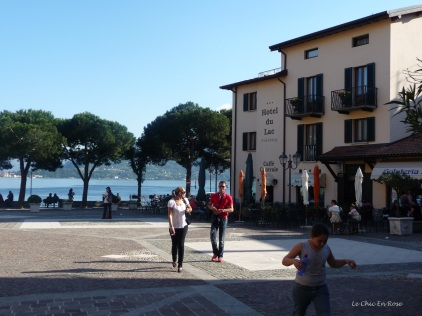 Piazza Garibaldi Menaggio