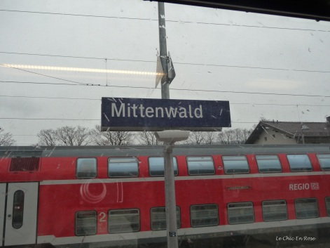 Mittenwald Station