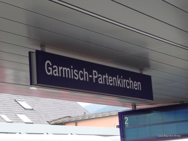 Garmisch Partenkirchen Station