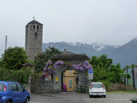 Walk down to Lake Maggiore