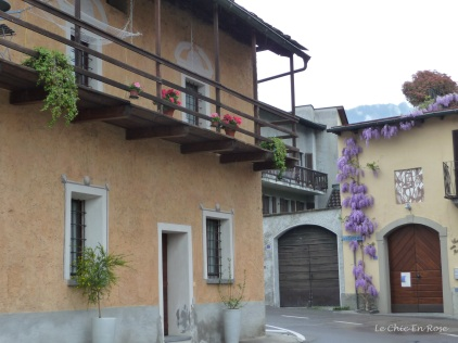 Streets nearby Albergo Remorino