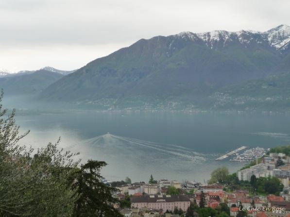 View over Lake Maggiore
