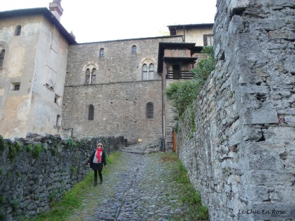 Castello Visconteo lies on the edge of the old town in Locarno
