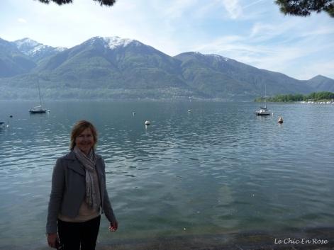 Down by Lake Maggiore