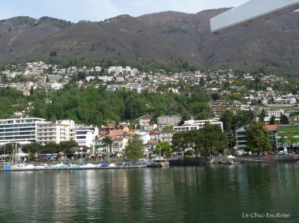 Locarno From The Water