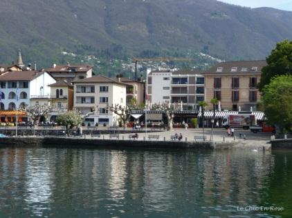 Approaching Ascona