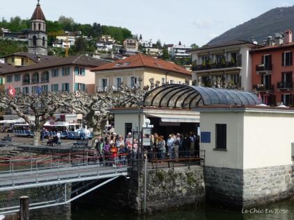 Quay at Ascona