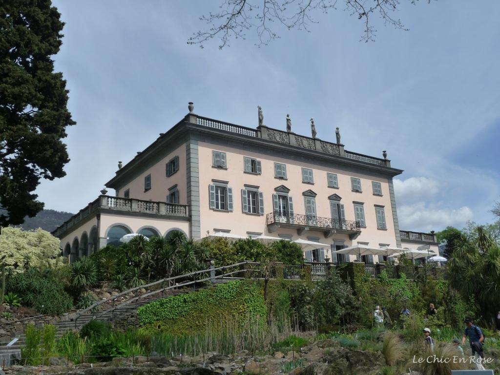 Palazzo Isole di Brissago
