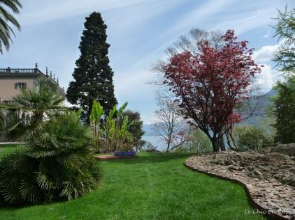Botanical gardens Isole di Brissago