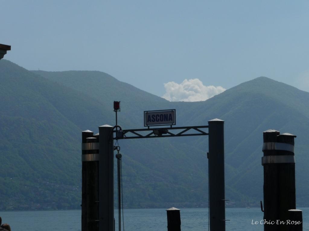 Ascona Quay Lake Maggiore