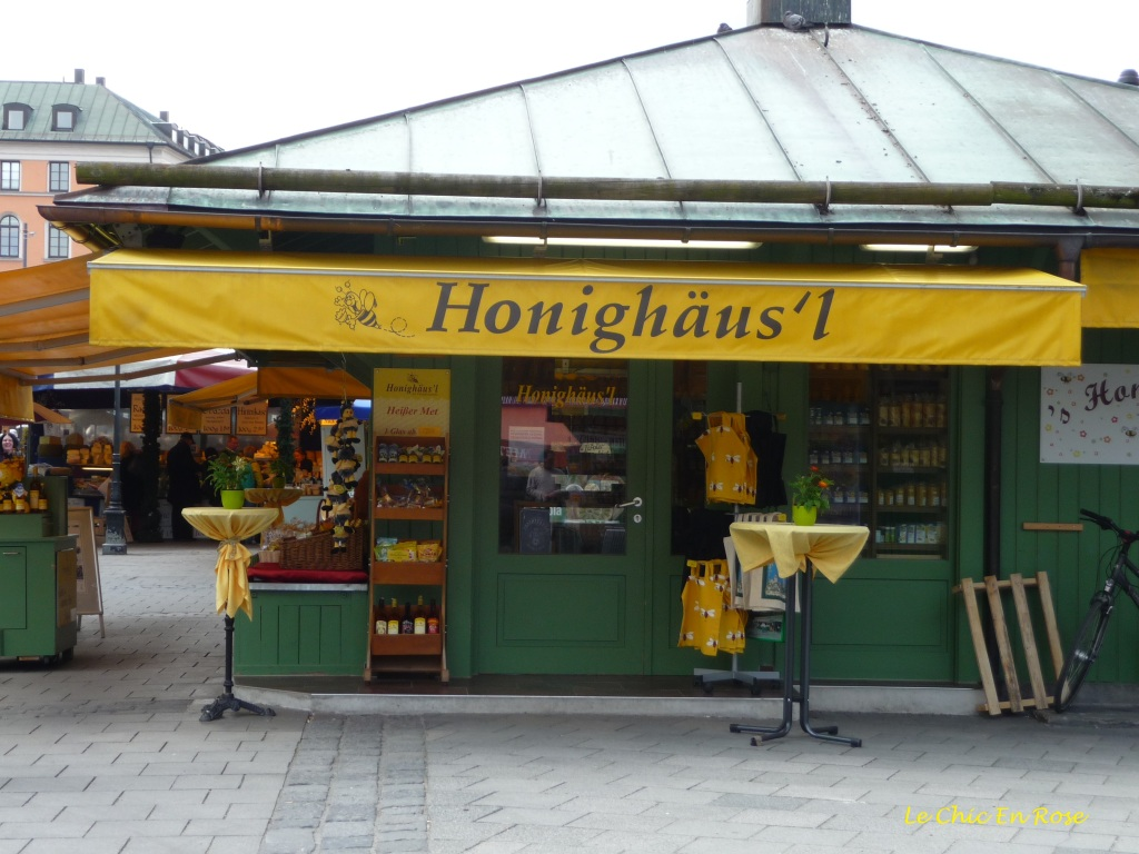 Honighaus Viktualienmarkt Munich