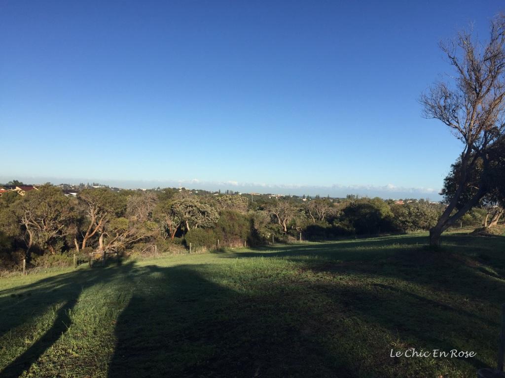 Perth Winter's Day