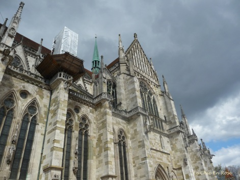 St Peter's Dom Regensburg