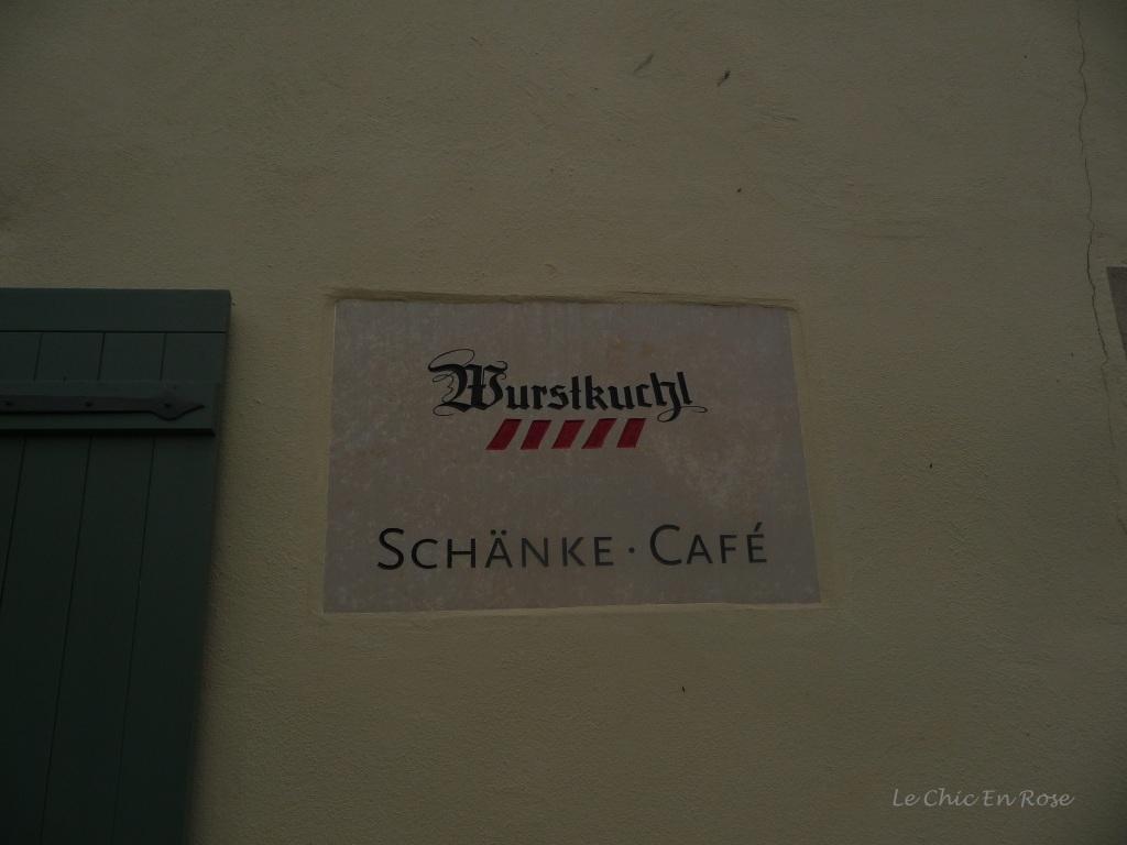 Wurstkuchl Regensburg