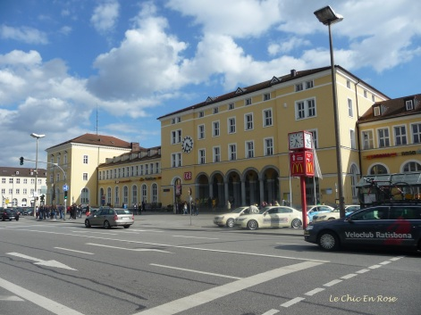 Hauptbahnhof Regensburg