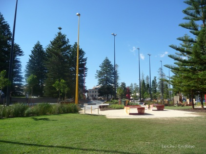 Park on the Fremantle Esplanade