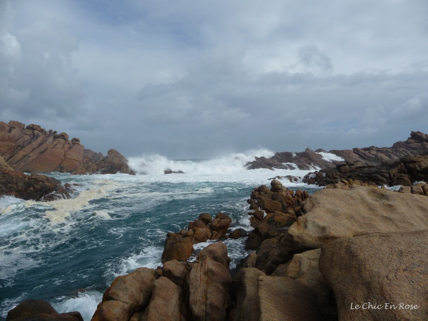 Wild seas - Indian Ocean near Yallingup Western Australia