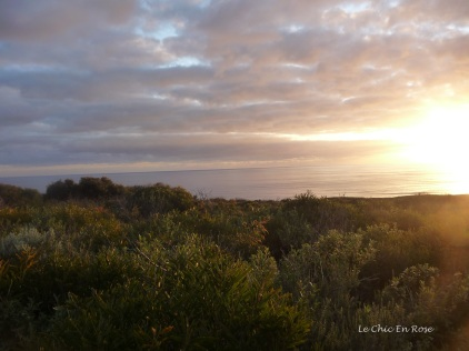 Scenery at Cape Naturaliste