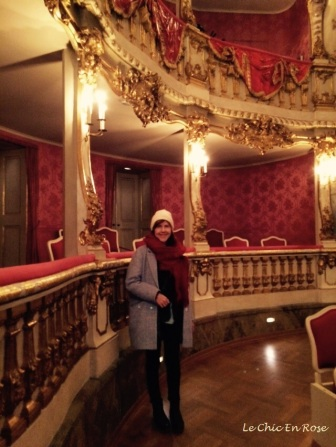 Le Chic En Rose Cuvilliés-Theater Munich