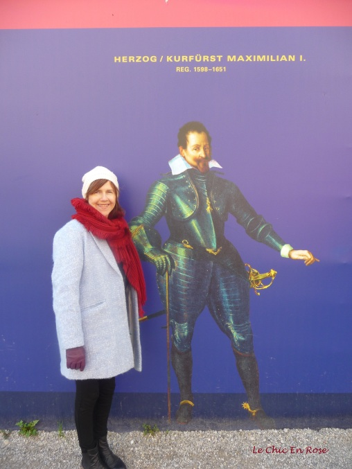 Meeting Maximilian 1 (Duke/Elector Prince) of Bavaria