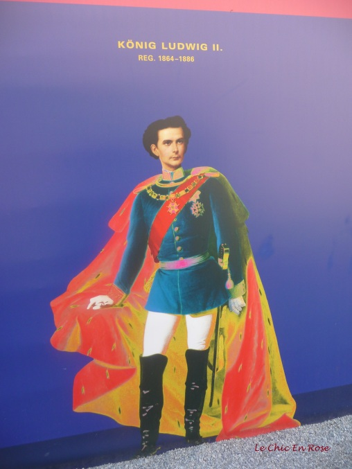 """Ludwig II of Bavaria (the so called """"mad King"""")"""
