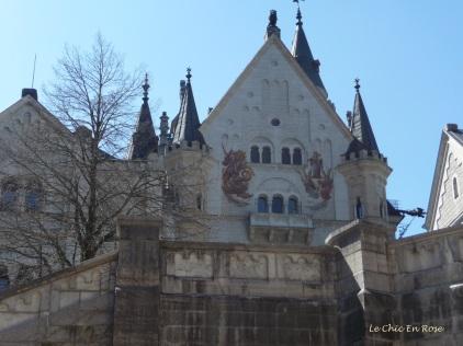 Neuschwanstein exterior